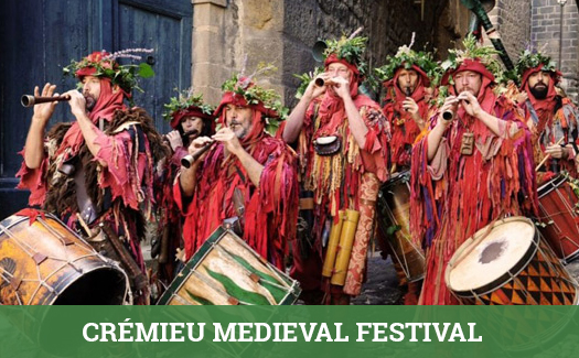 Crémieu Medieval Festival