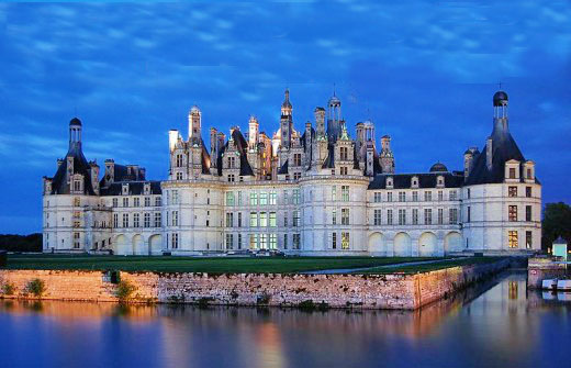 Loire Valley Châteaux in france
